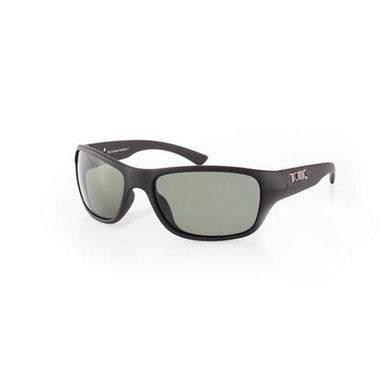 TONIC Shades Rush Matt Black Glass Photochromic Grey G2 SliceLens