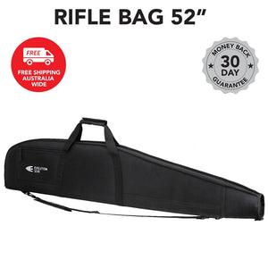 "EVOLUTION GEAR 54"" Rifle Soft Case Gun Bag with Thick Padding and 1680D Exterior SCR_52"