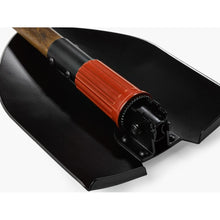 Load image into Gallery viewer, BAREBONES Folding Shovel with Beechwood Handle HMS-2102