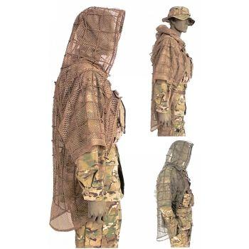 TACTICAL TAILOR Super Cobra Ghillie Suit Hood SC 2