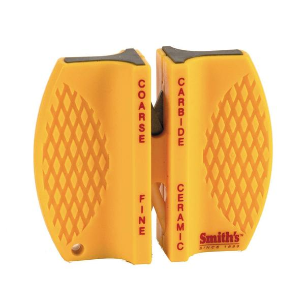 SMITH'S two step knife sharpener CCKS
