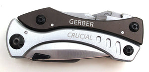 GERBER OUTDOOR CRUCIAL POCKET TOOL 9 TOOL