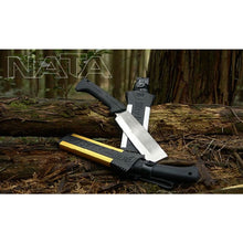 Load image into Gallery viewer, Silky Saw Nata 150mm Double Edge Japanese Hatchet 555-15