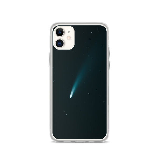 Coque iPhone - Comète Neowise