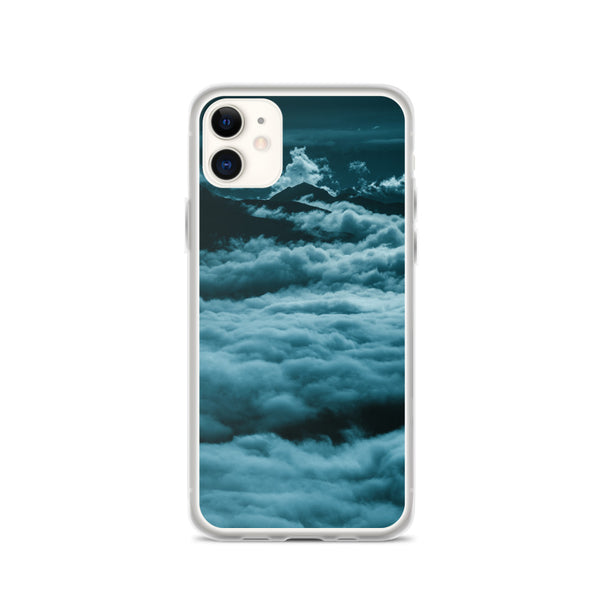 Coque iPhone - Mer de Nuages