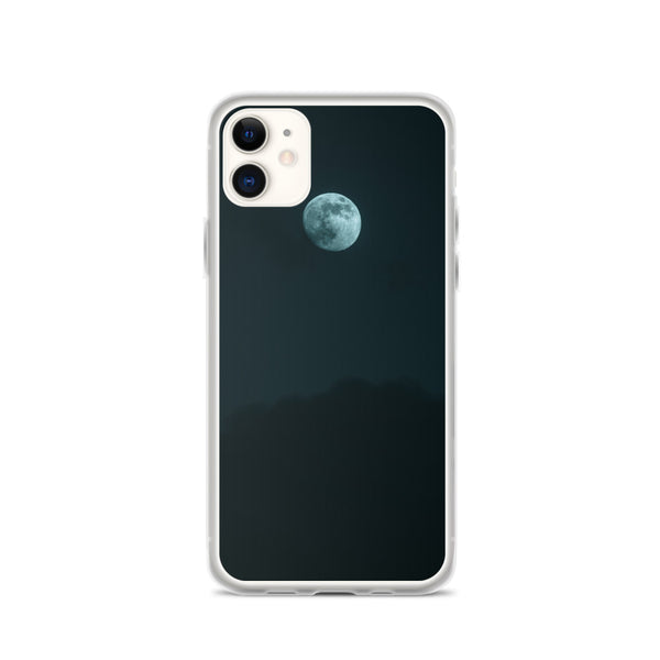 Coque iPhone - Lune