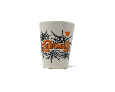 El Paso Chihuahuas Halloween Shot Glass