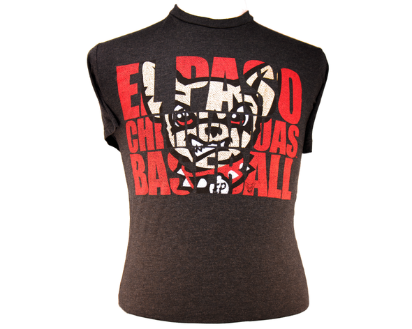 108 Stitches Men's El Paso Chihuahuas Block Tee