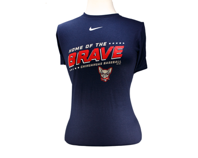 Nike El Paso Chihuahuas Women's Home of the Brave Tee