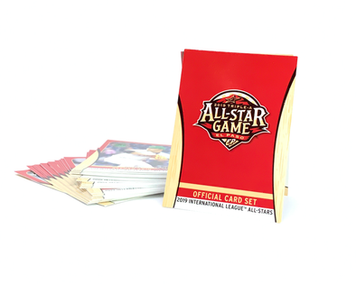 2019 International League All-Star Team Set