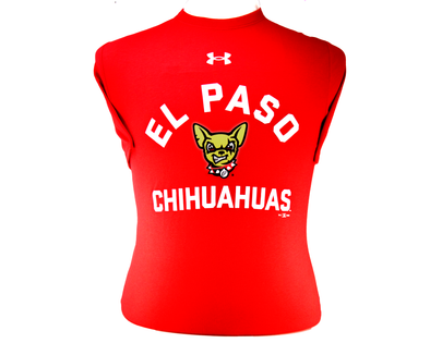 UA Men's El Paso Chihuahuas Perform Short Sleeve Tee