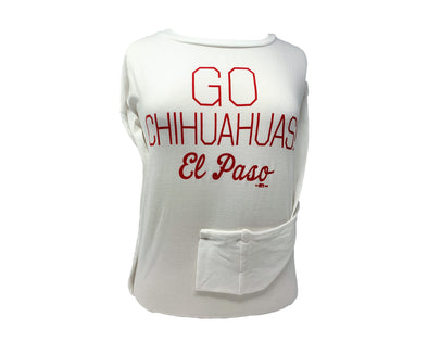 "Under Armour Women's El Paso Chihuahuas ""Go Chihuahuas"" Long Sleeve Tee"