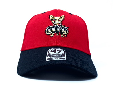 '47 Brand Stretch Fit El Paso Chihuahuas Kickoff Contender Cap