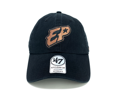 "'47 Brand Women's Adjustable El Paso Chihuahuas Metallic ""EP"" Cap"