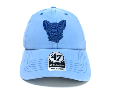 '47 Brand Women's Adjustable Light Blue Dog Head Cap
