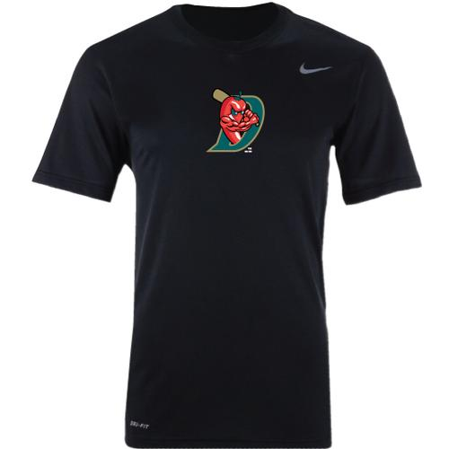 El Paso Chihuahuas NIKE- YOUTH BLACK LEGEND DIABLOS TEE