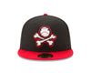 New Era 5950 El Paso Chihuahuas Two Tone Crossbones Cap