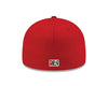 New Era 5950 El Paso Chihuahuas Red Diablos Wordmark