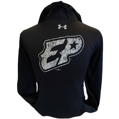 UA Men's El Paso Chihuahuas Black EP Fleece Hoodie