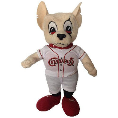 El Paso Chihuahuas TOY- CHICO PLUSH DOLL