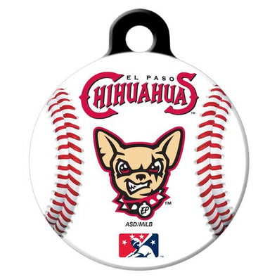 All Star Dog El Paso Chihuahuas Dog Tag