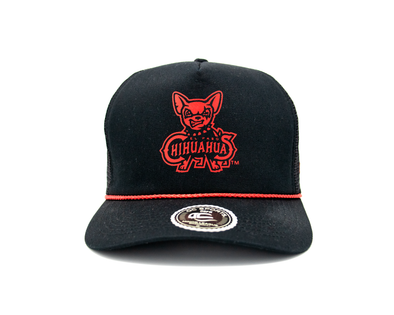 OC Sports Adjustable El Paso Chihuahuas Mesh Back Trucker Cap
