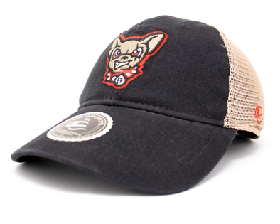 OC Sports El Paso Chihuahuas Mesh Two-Tones Dog Head Fitted Cap