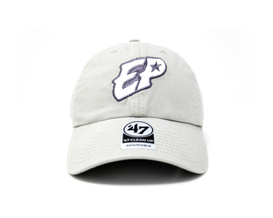 '47 Brand Adjustable El Paso Chihuahuas All White EP Cap