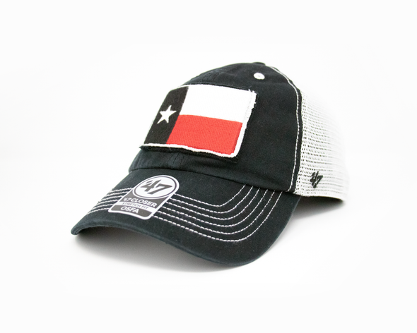 '47 Brand Adjustable El Paso Chihuahuas Mesh Back Texas State Flag Cap