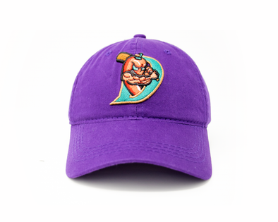 OC Sports Adjustable El Paso Chihuahuas Diablos Cap