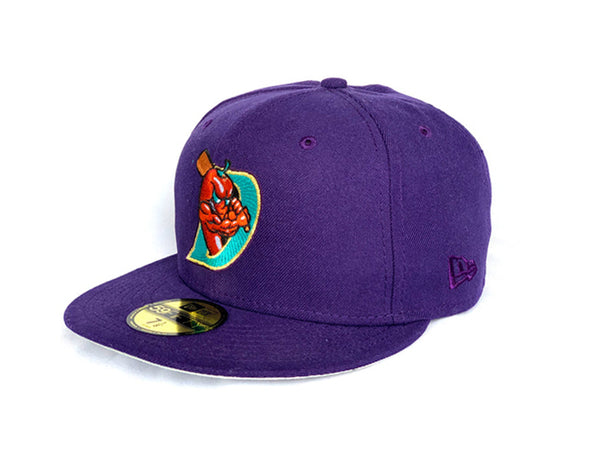 New Era 5950 Official On Field El Paso Diablos Cap
