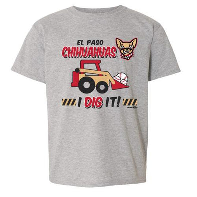 Bimm Ridder Youth El Paso Chihuahuas Dig It Tee