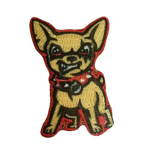 El Paso Chihuahuas HAT PATCH- FULL DOG