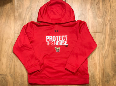 "UA Youth El Paso Chihuahuas ""Protect this House"" Hoodie"