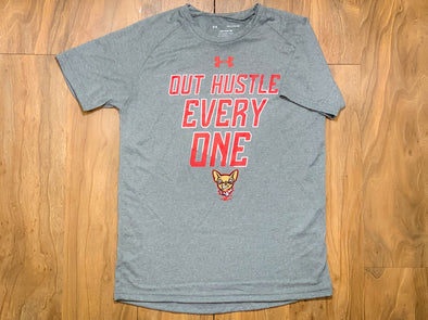 "UA Youth El Paso Chihuahuas ""Out Hustle Everyone"" Tee"