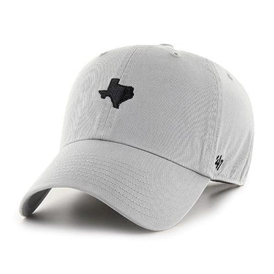 '47 Brand Adjustable El Paso Chihuahuas Gray Texas Cap