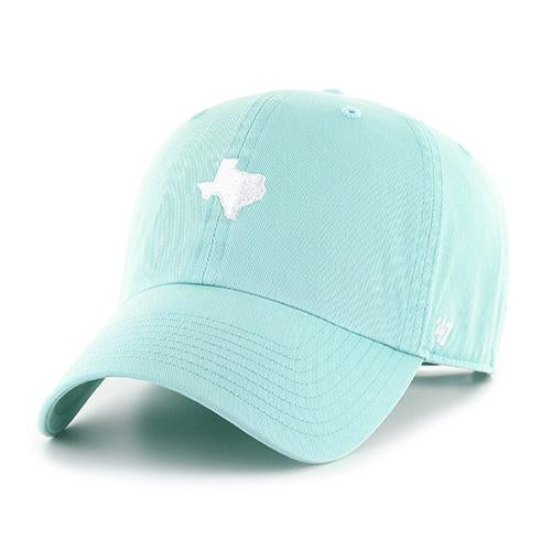 '47 Brand Women's Adjustable El Paso Chihuahuas Tiffany Blue Texas Cap