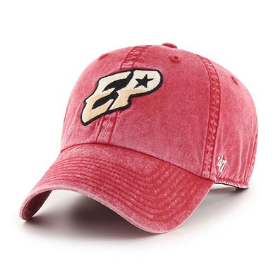 El Paso Chihuahuas HAT- 2019 CAYENNE HUDSON EP CLEAN UP