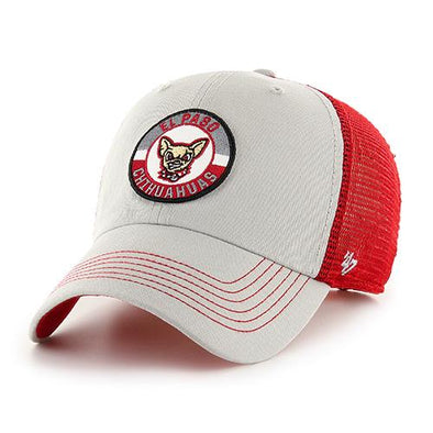 '47 Brand Adjustable El Paso Chihuahuas Red Mesh Back Cap