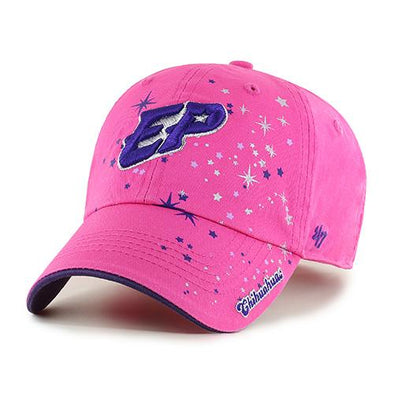 '47 Brand Youth Adjustable El Paso Chihuahuas Pink Star Dust EP Cap