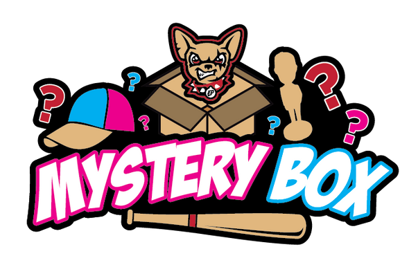 Youth El Paso Chihuahuas Mystery Box