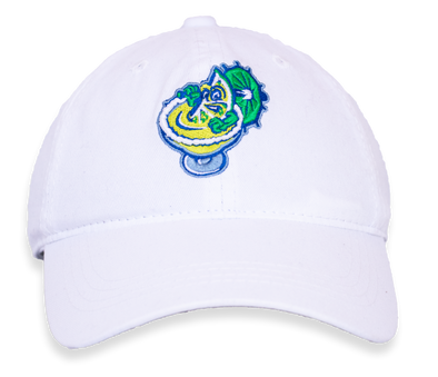 OC Sports El Paso Chihuahuas Unstructured White Margaritas Cap