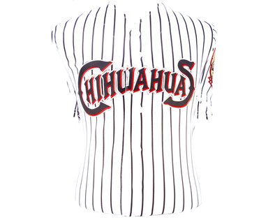 OT Sports Youth El Paso Chihuahuas Replica Pinstripe Jersey