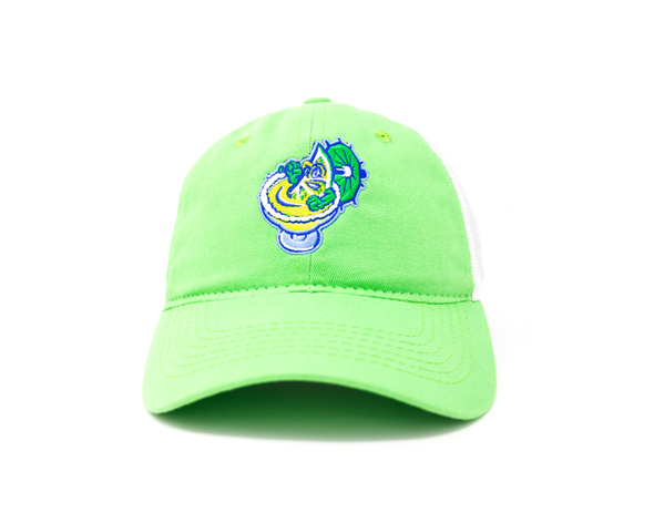 OC Sports El Paso Chihuahuas Lime Green Mesh Back Margaritas Cap