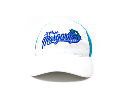 OC Sports Adjustable El Paso Chihuahuas Blue Mesh Back Margaritas Cap
