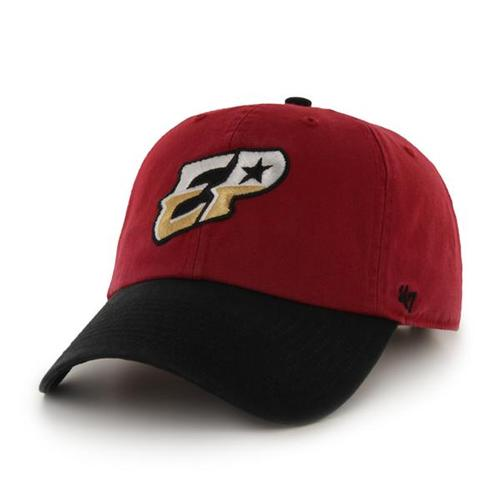El Paso Chihuahuas HAT- CLEAN UP ROAD