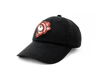 OC Sports El Paso Chihuahuas Unstructured Black Howling Dog Cap