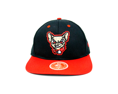 OC Sports Youth Adjustable El Paso Chihuahuas 8-Bit Stitch Cap