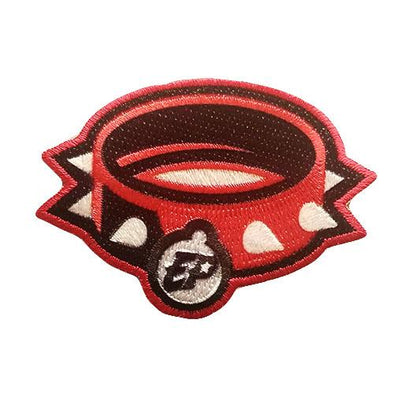 El Paso Chihuahuas HAT PATCH- DOG COLLAR LOGO