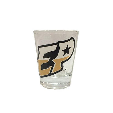 El Paso Chihuahuas DRINK- SHOT GLASS EP LOGO